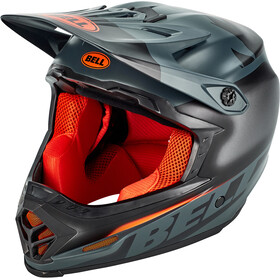 Bell Full-9 Fusion MIPS Helmet matte/gloss slate/orange